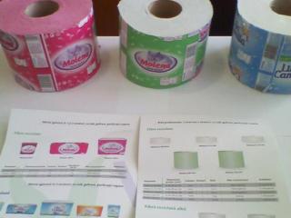 Продаем оптом туалетную бумагу и другое в ассортименте.