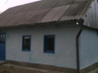 Дом на берегу реки Днестр.