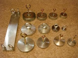 Неодимовые магниты с ремболтами.