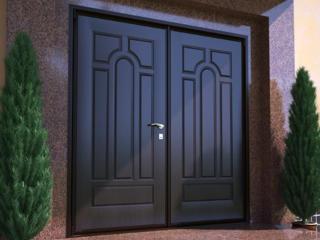 Изготовим и установим: Входные металлические двери