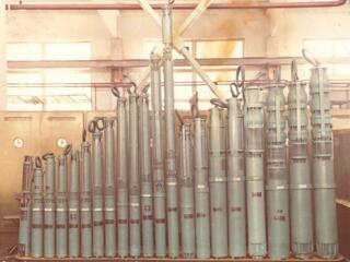 Насосы ЭЦВ от Хидропомпа АО. Pompe ECV Hidropompa