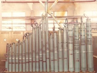 Насосы ЭЦВ от Хидропомпа. АО Pompe ECV Hidropompa