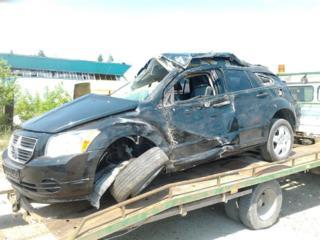 Аварийный Dodge Caliber по запчастям
