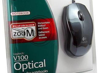 Продам новую оптическую мышку Logitech V100