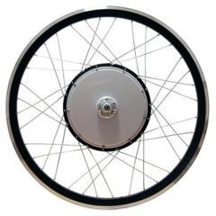 Мотор-колёса для переделки велосипеда в электробайк.