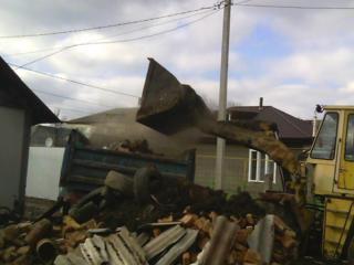 Бельцы. Вывоз мусора разнорабочие доставка чернозема демонтаж домов