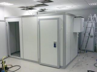 Морозильные, холодильные камеры и агрегаты
