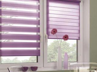 Смени занавески на рулонные шторы.