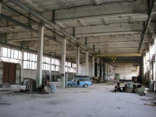 Производственное помещение 2300 м2 в Каушанах
