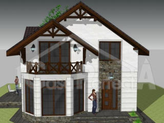 Превосходный дом 120м кв. всего за 50400 евро.