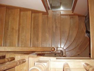 Реставрация деревянных конструкций, изделий