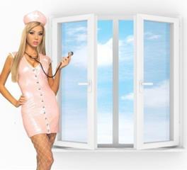 Reparatia geamurilor si usilor din PVC!! Plase antiinsecte