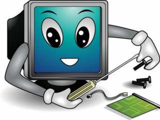 Ремонт мониторов, ноутбуков, игровых приставок.
