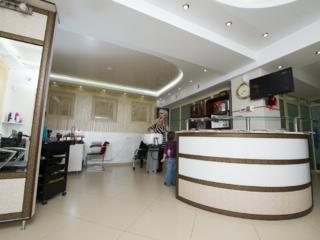 Салон красоты сдает места в аренду на Буюканах
