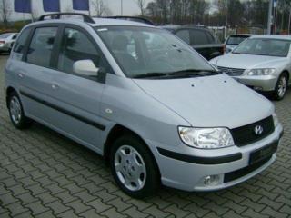 Hyundai Matrix, Elantra, Getz, Accent, H200, SantaFe