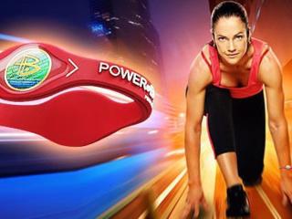 Фитнес-браслет Power Balance Original силиконовый браслет