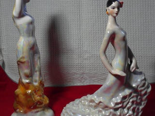 Продаю антиквариат периода СССР - Фарфор, статуэтки.