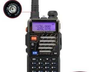 Радиостанция Baofeng UV-5RE + Plus