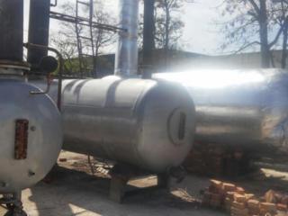 Установка по утилизации и переработке ТБО, автошин и отработанных масел
