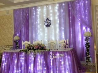 Свадебное оформление залов для торжеств