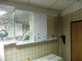 Зеркала, тумбы для ванной, умывальник для дачи. Доставка, установка