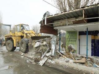 Бельцы! Демонтаж снос домов! уборка помещений! территорий вывоз мусора