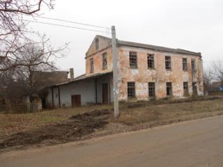 Здание мельницы в с. Спея