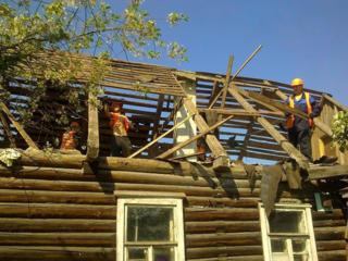 Бельцы Снос-демонтаж домов строений зданий Бетоновырубка Резка бетона