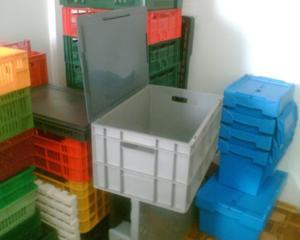 Lazi din plastic / Пластиковые ящики