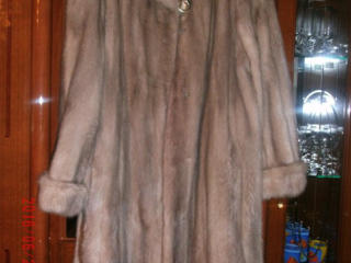 Норковая шуба, состояние отличное, 400 евро, размер 52-54, торг
