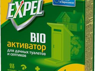 Бактерии для выгребных ям, дворовых туалетов, канализации
