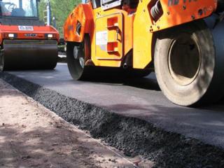 Асфальтирование-строительство, ремонт дорог. От 75 лей/м2