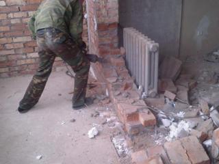 Бельцы! Ломаем стены блоки перегородки перепланировка! Резка бетона!!!