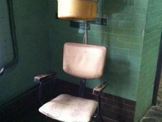 Сушка для волос с креслом. Обмен.