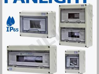 Боксы для автоматов, Makel, PANLIGHT, IEK, коробки под автоматы, LED.