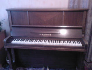 Пианино p. Winkler Munhen