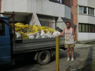 Бельцы! Очистка квартир домов гаражей подвалов от хлама мусора мебели