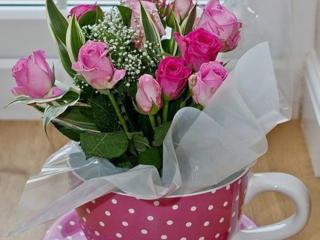 Oferiți cadouri, flori celor dragi cu Cadourionline. md
