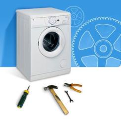 Reparația mașinelor de spălat automate la domiciliu. Chemarea gratuit