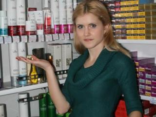 Magazin de cosmetica profesionala.