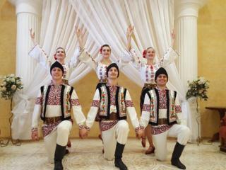 Народные танцы на вашем празднике