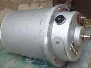 Двигатели постоянного тока СЛ-661 МУ2.