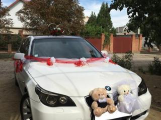 Белоснежное BMW, украсит вашу свадьбу