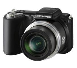 Цифровой фотоаппарат Olympus SP-600 UZ с большим приближением..