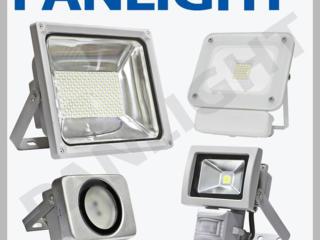 LED прожектора, светодиодные прожектора, PANLIGHT, Молдова, LED,