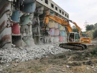 Бельцы!!! servici de demolari constructii!  Transportul deșeurilor!