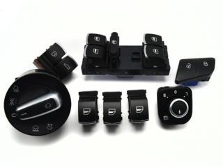 Кнопки по салону новые на Vw Audi