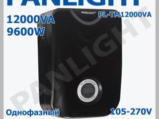 Stabilizator de tensiune electrica, stabilizator de tensiune trifazat