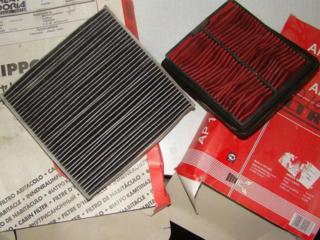 Воздушные фильтры. Ремкомплект тормозов и сцепления AUTOFREN.