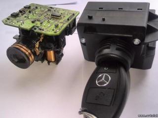 Mercedes-Benz: ремонт замка зажигания, ключей-рыбка и др. электроники!